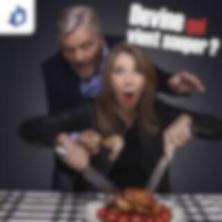 Devine qui vient souper? - Richard Martineau et Sophie Durocher